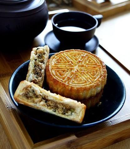 月饼/传统月饼双合酥月饼(五仁馅)