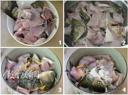 酸菜鱼;; 酸菜鱼的做法步骤:;