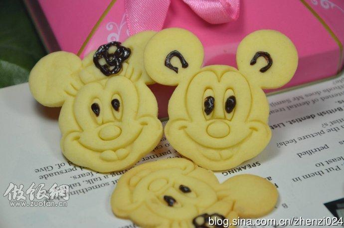 米奇饼干_