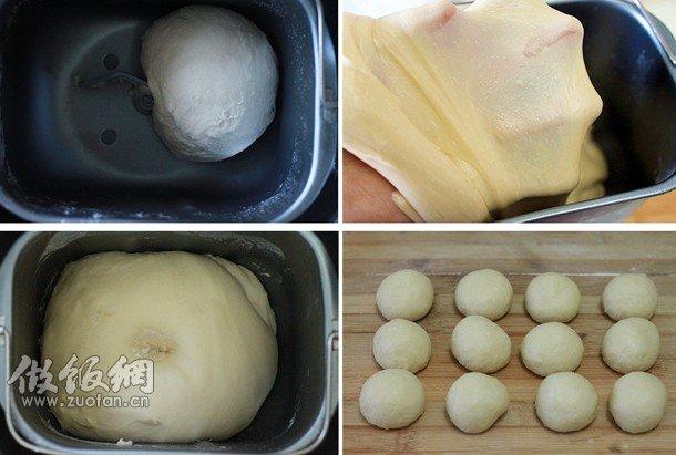 香肠面包怎么做,肠仔面包的做法