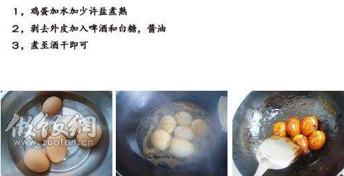 简单好吃的家常菜-乡巴佬鸡蛋