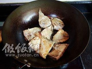 蒜子红烧小菜谱的做法_做蒜子红烧小鲳鱼的补气鲳鱼图片